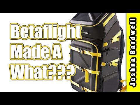 Betaflight FPV Backpack   BEST FPV BACKPACK?
