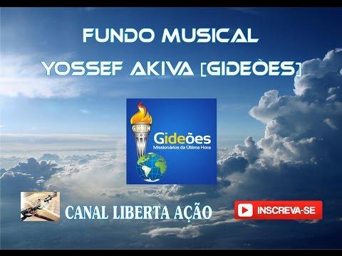 FUNDO MUSICAL PR  YOSSEF AKIVA [GIDEÕES] (Crucifixion) A PAIXÃO DE CRISTO