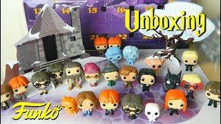 Unboxing   Calendario Funko Pop de Harry Potter con 24 personajes!
