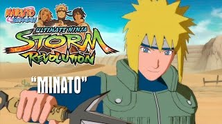 "Minato ""El rayo amarillo"" | Ultimate Ninja Storm Revolution PC"