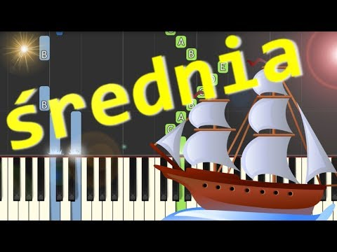 🎹 Bosman - Piano Tutorial (średnia wersja) 🎹