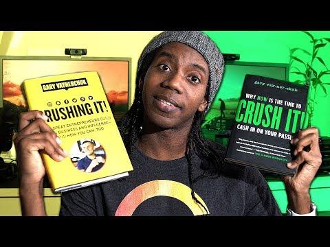 Crushing It! YouTube Hörbuch Trailer auf Deutsch