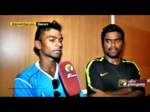 An Exclusive interview with Tamil Nadu men's doubles Tennis Players