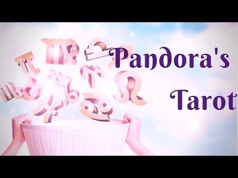 Libra Enero 2016 ~ Pandora's Tarot