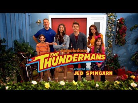 Грозная семейка (The Thundermans)
