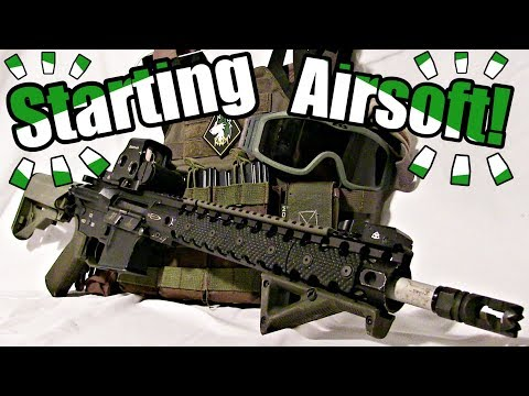 HOW TO START AIRSOFT! - [Complete Guide for Beginner Airsoft Players]