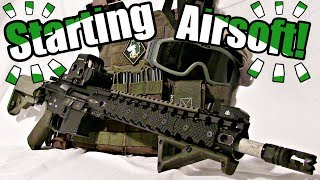 HOW TO START AIRSOFT! - [Complete Guİde for Beginner Airsoft Players]