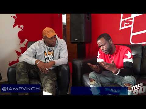 Hell Rell Speaks On Knockout Rumors; Relationship With Camron ; Legacy of Dipset + Freestyle W Pvnch