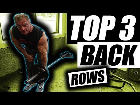 My 3 Favorite Back Rows for Mass