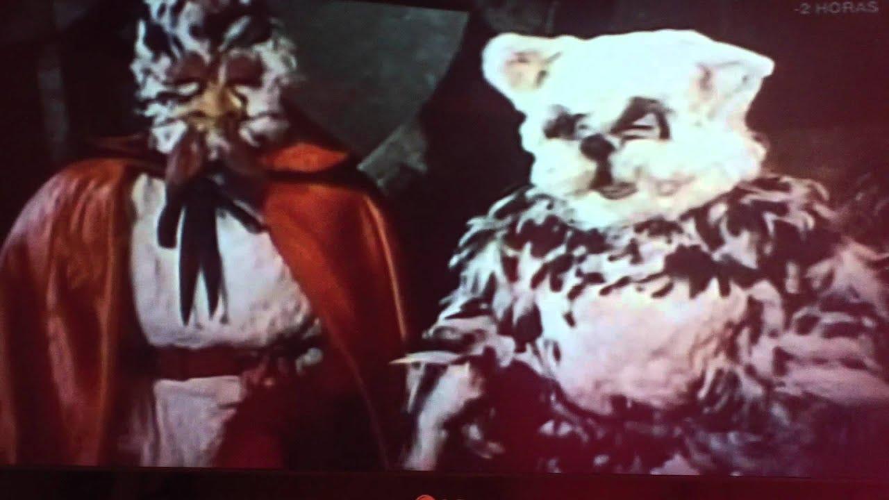El Gato Con Botas Y El Galo Vs El Ogro Y Babuchon Jajajajajajaja