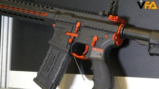IWA 2016 NEW G&G AIRSOFT WEAPONS in 4K