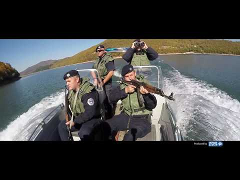 Kosovo Border Police -  Department in Action