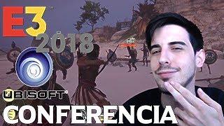 CONFERENCIA UBISOFT E3 2018