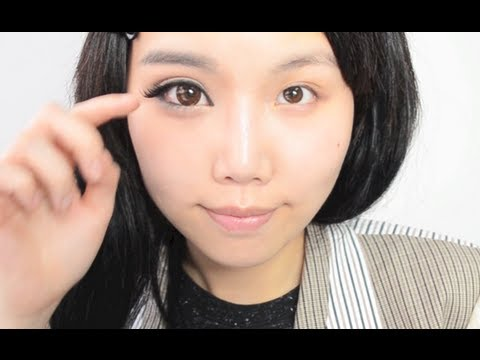 整形级两倍大眼妆 Eye Enlarging Makeup