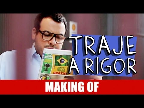 Making Of – Traje a Rigor
