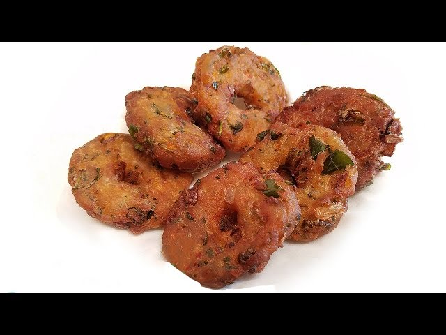 Bread Vada (బ్రెడ్ వడ) | How to make Bread Vada With Eng Subtitles | PDTV Foods