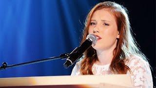 Tove Burman - Brinner i bröstet - Idol Sverige (TV4)