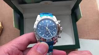 Best Rolex DAYTONA Sapphire mirror Japan Movement