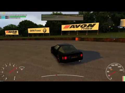 Rolê de 5.0 V12 no Live For Speed