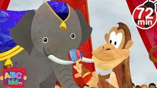 Animal Fair (2D) + More Nursery Rhymes & Kids Songs - CoComelon