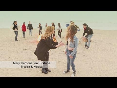 Mary Cerbone ft. Fortuna - Musica & Musica (Video Ufficiale 2015)