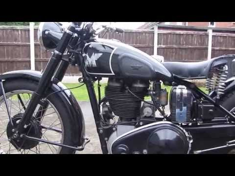 1949 Matchless G80 Walkaround