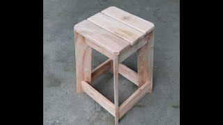 Simple stool bar