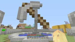 Minecraft Xbox One / PS4 - 5 Spawn Designs