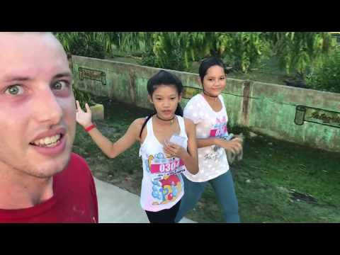 Part 3 Barangay in Philippines Fun Run 6k mtrs - Foreigners in the Philippines