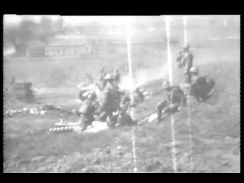 [STOCK NEWSREEL EXCERPTS], NA - Army of Occupation - combat - training; MCU's letter writing in ...