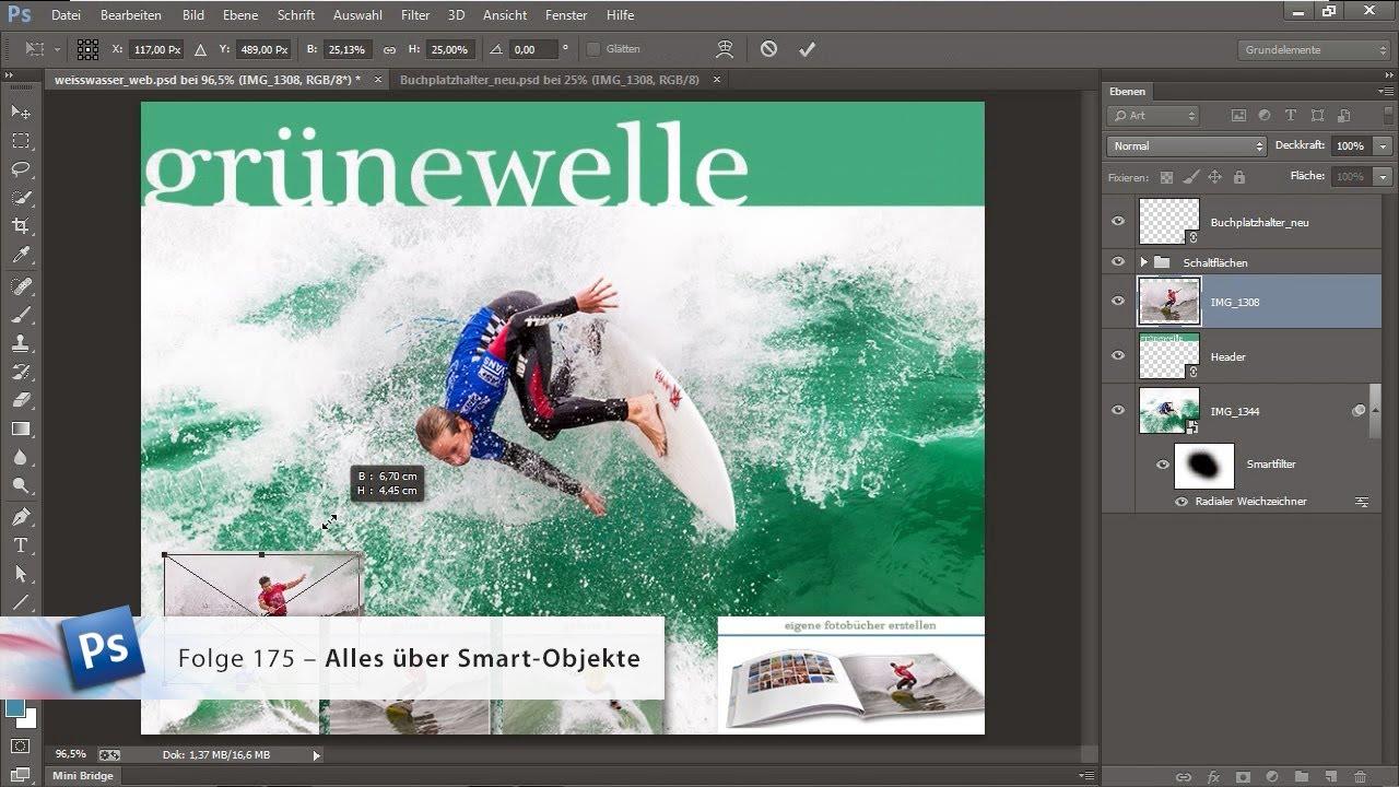 Die Photoshop-Profis - Foto-Tutorial Porträts mit ...