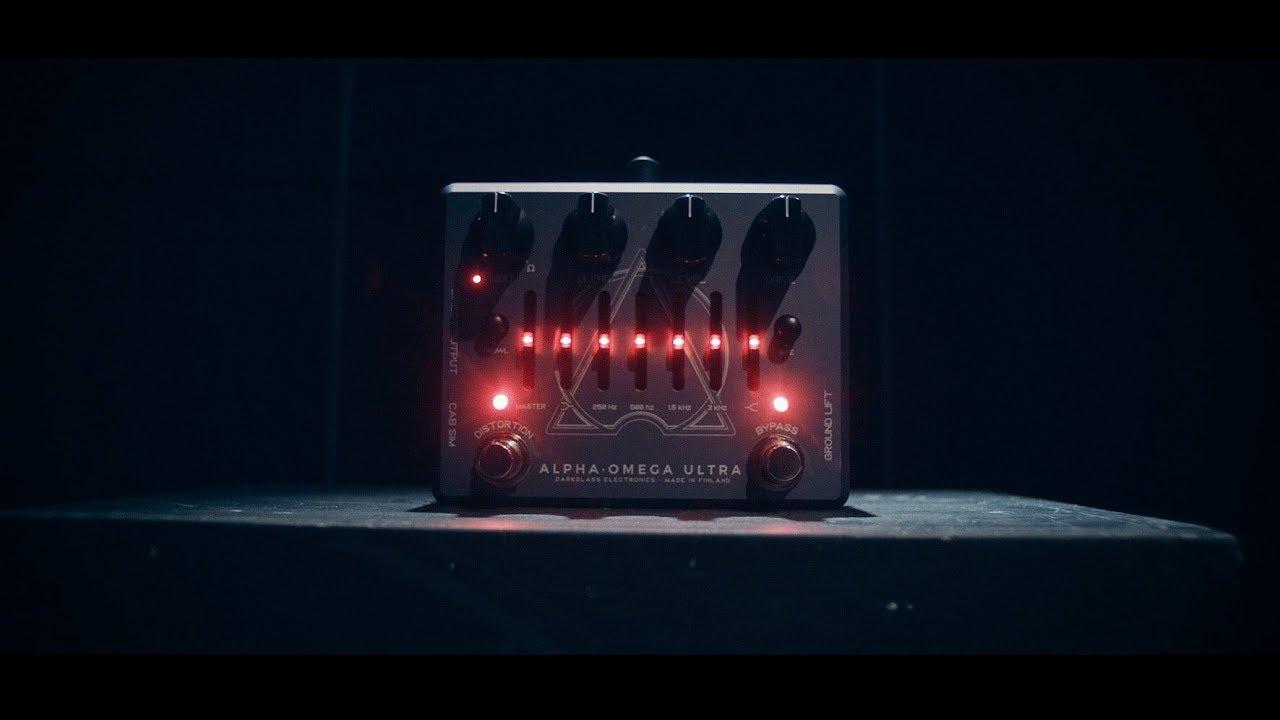 Alpha·Omega Ultra – Darkglass Electronics