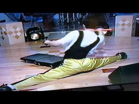 Alan Delabie 1995 rtbf Tv la bande a carlos
