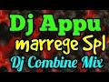 Download Lagu Marrege Spl  Dj Appu Combine Hindi  Mix 2018 Full Bass.mp3