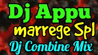 [6.61 MB] Marrege Spl Dj Appu Combine Hindi Mix 2018 Full Bass