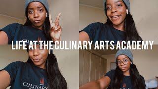 LIFE AT THE CULINARY ARTS ACADEMY 🇨🇭