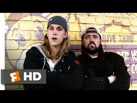 Clerks II (1/8) Movie CLIP - The New and Improved Jay and Silent Bob (2006) HD
