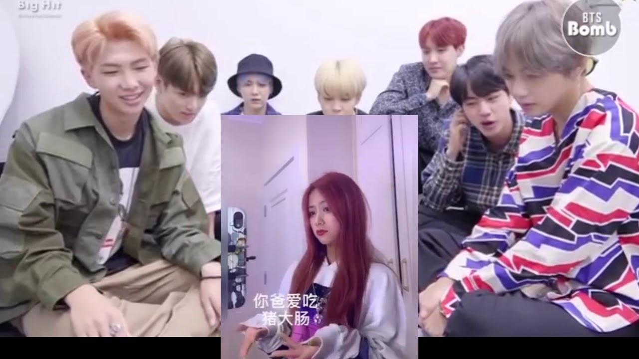Download BTS reaction Sama Tik Tok