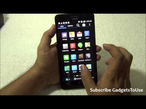 Asus Zenfone User Interface Tips, Tricks, Hidden Features and Options Overview