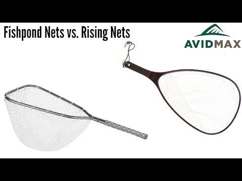 Fishpond Nets Vs  Rising Nets Comparison Review | AvidMax