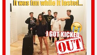 I GOT KICKED OUT!!