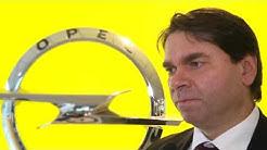 Geschäftsübergabe beim Autohaus Opel Müller in Freiberg