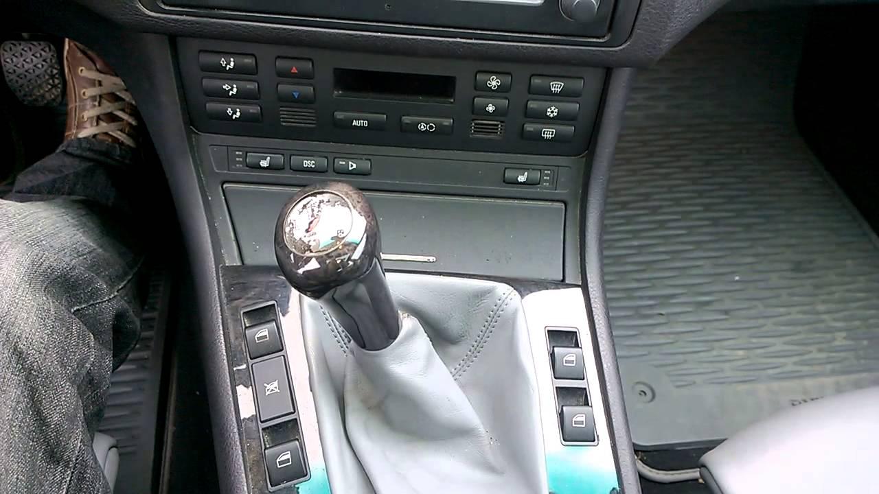 bmw e46 330i special edition manual gearbox check youtube rh youtube com bmw 330i manual transmission bmw 330i manual