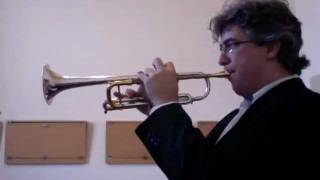 CONCONE - Lyrical Studies for trumpet - N. 1 - Moderato
