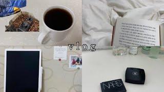 [vlog] 집순이 일상 브이로그, 필립스 커피머신, …