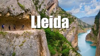 🌍 Guía de LLEIDA, la provincia menos conocida de Cataluña