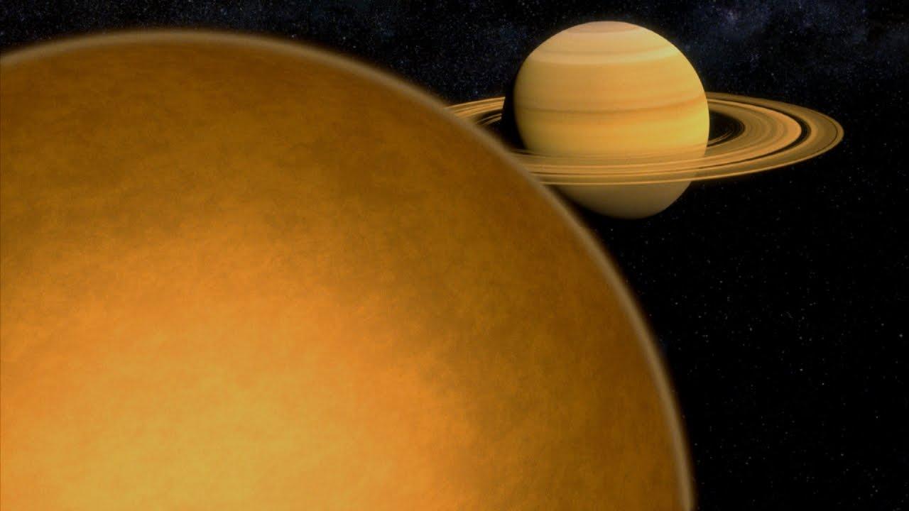 Titan, A 'Strangely Earth-like' World