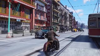 MAFIA 1 REMAKE Gameplay - First Look