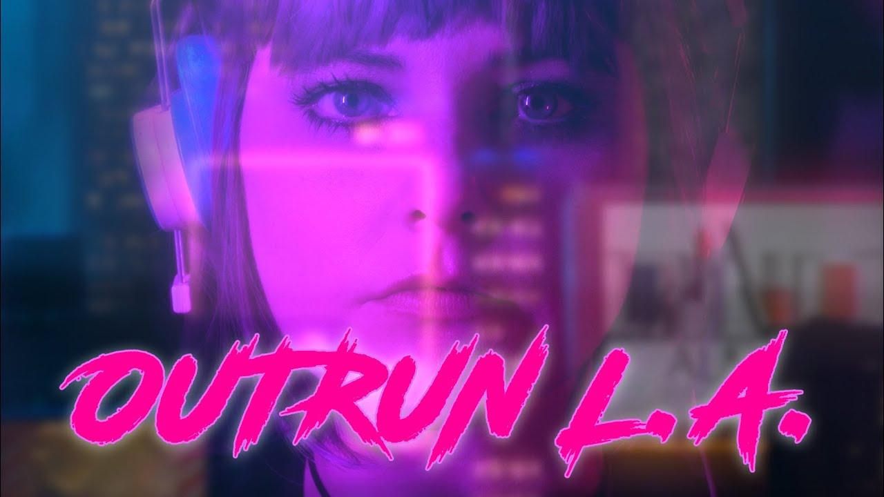 Outrun LA (Sci-Fi Short Film)