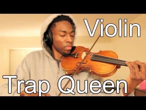 Fetty Wap - TRAP QUEEN (Violin by Eric Stanley)